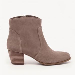 Sole Society Western Bootie